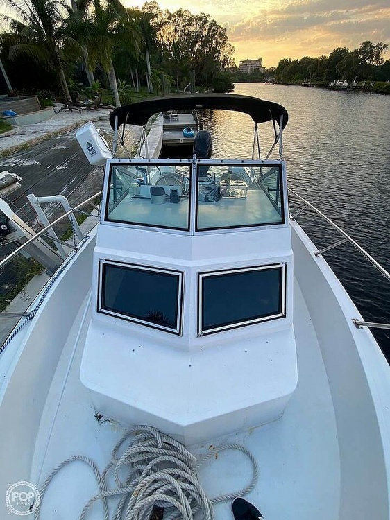 1983 Hydra-Sports boat for sale, model of the boat is 2500WA & Image # 8 of 40