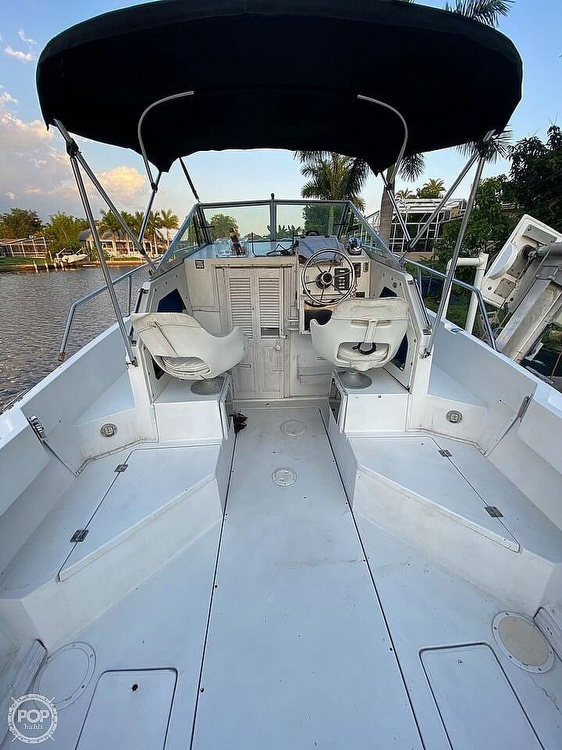 1983 Hydra-Sports boat for sale, model of the boat is 2500WA & Image # 9 of 40