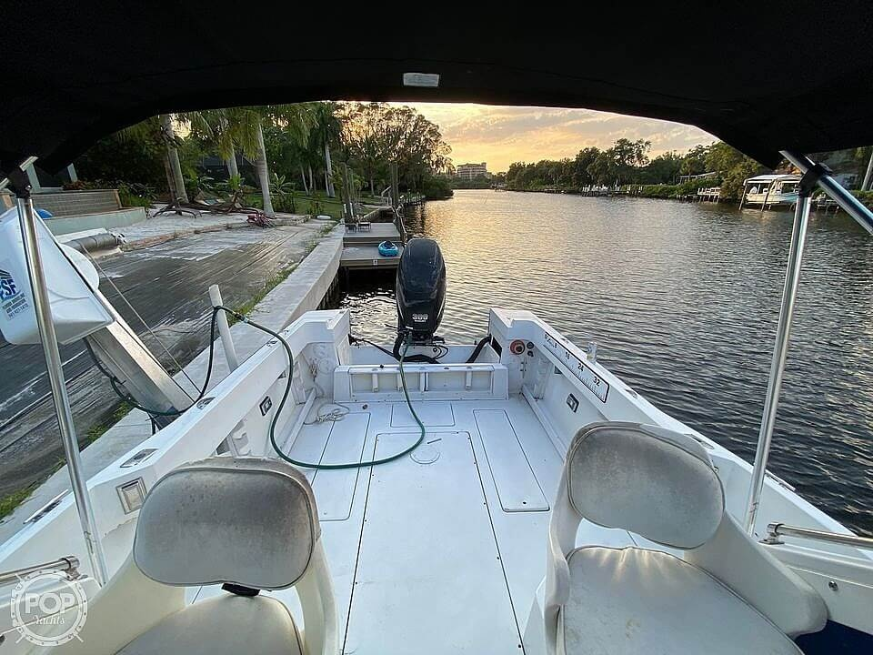 1983 Hydra-Sports boat for sale, model of the boat is 2500WA & Image # 10 of 40