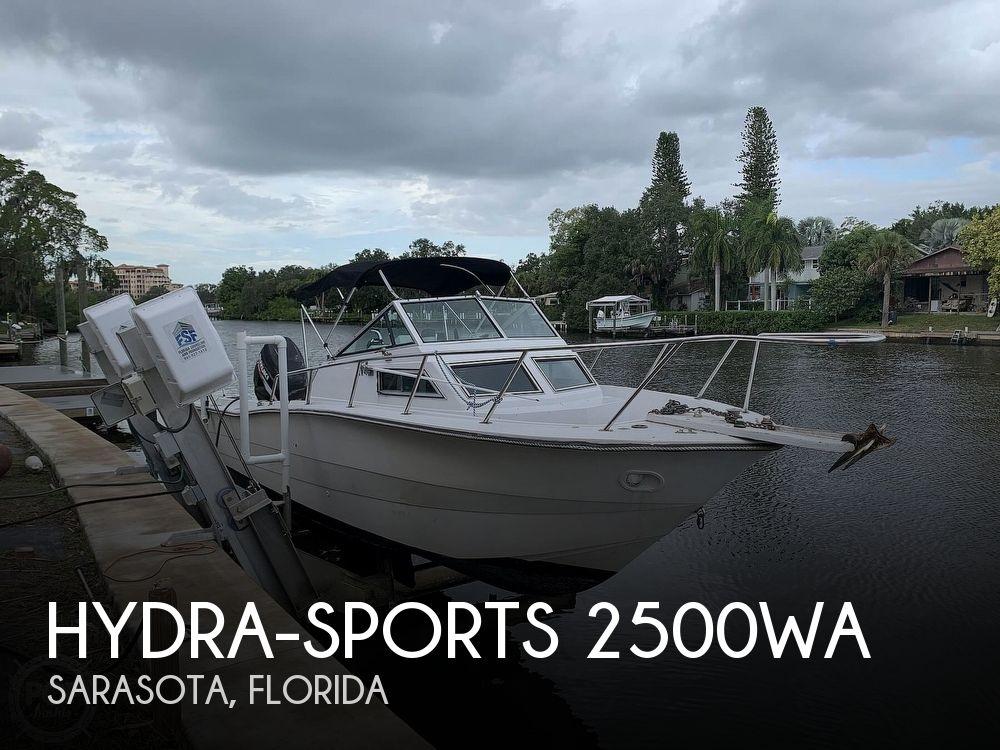 1983 HYDRA SPORTS 2500WA for sale
