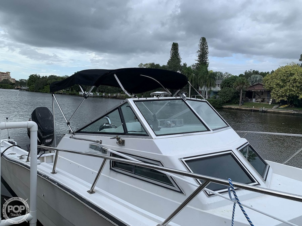 1983 Hydra-Sports boat for sale, model of the boat is 2500WA & Image # 11 of 40