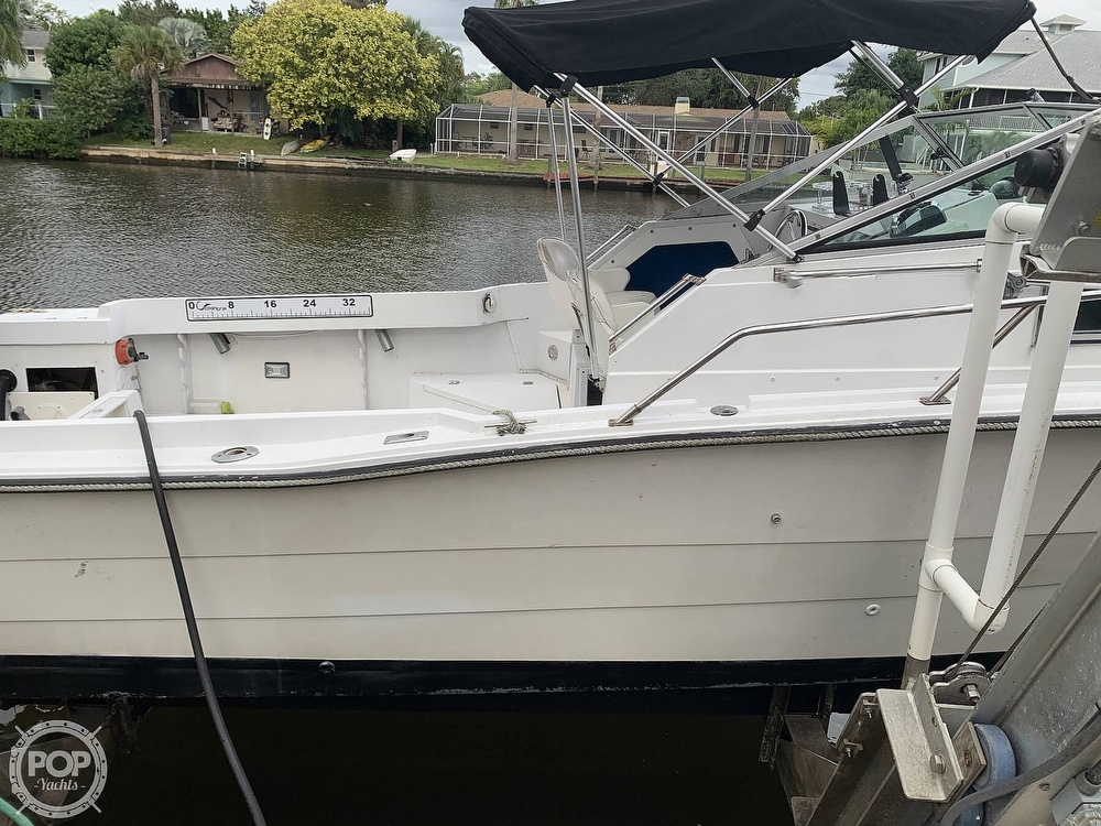 1983 Hydra-Sports boat for sale, model of the boat is 2500WA & Image # 35 of 40