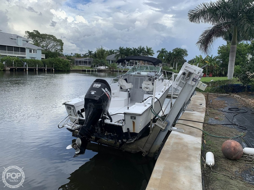 1983 Hydra-Sports boat for sale, model of the boat is 2500WA & Image # 14 of 40