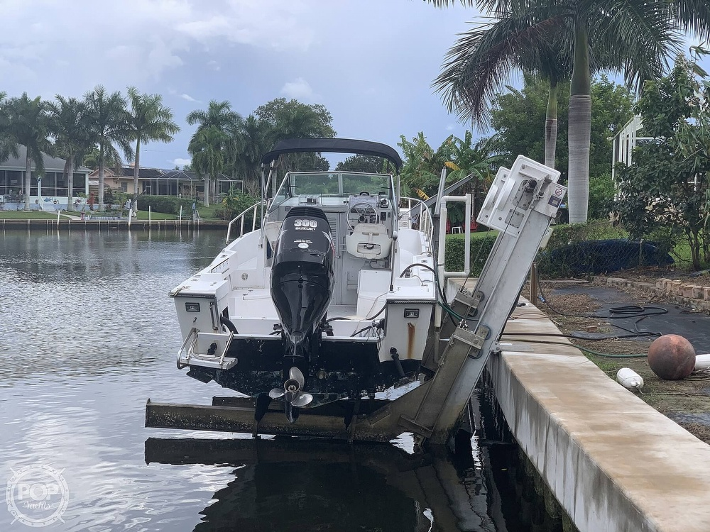 1983 Hydra-Sports boat for sale, model of the boat is 2500WA & Image # 15 of 40