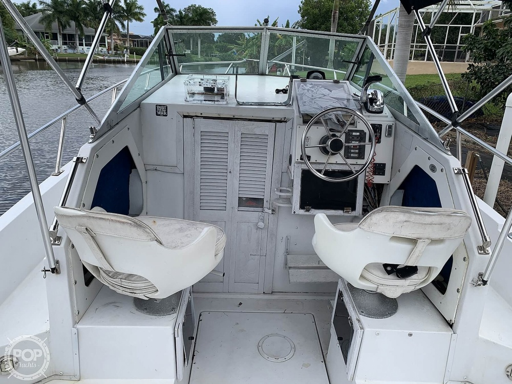 1983 Hydra-Sports boat for sale, model of the boat is 2500WA & Image # 18 of 40
