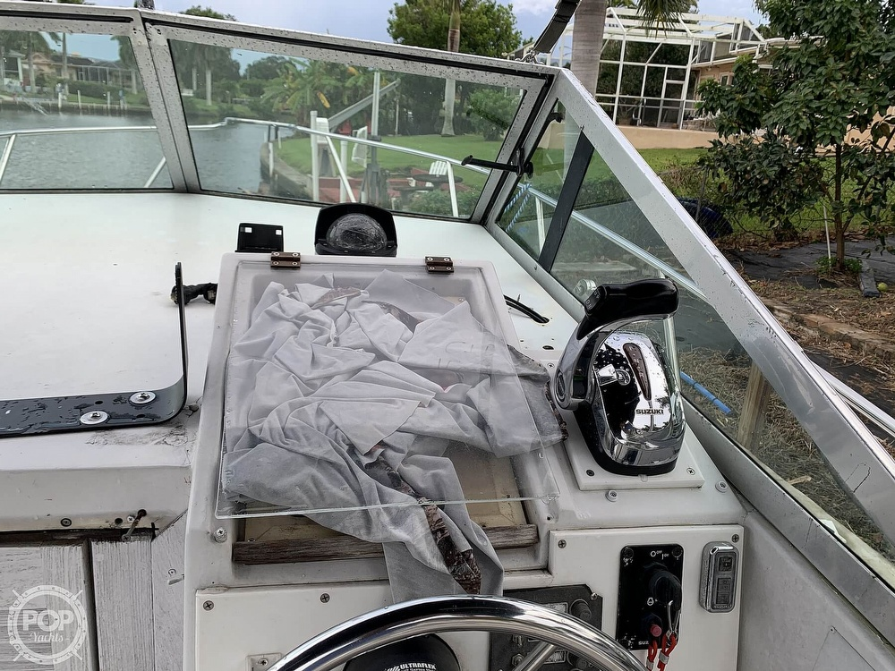 1983 Hydra-Sports boat for sale, model of the boat is 2500WA & Image # 20 of 40