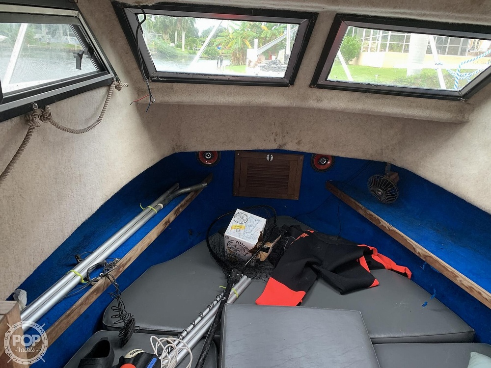 1983 Hydra-Sports boat for sale, model of the boat is 2500WA & Image # 26 of 40