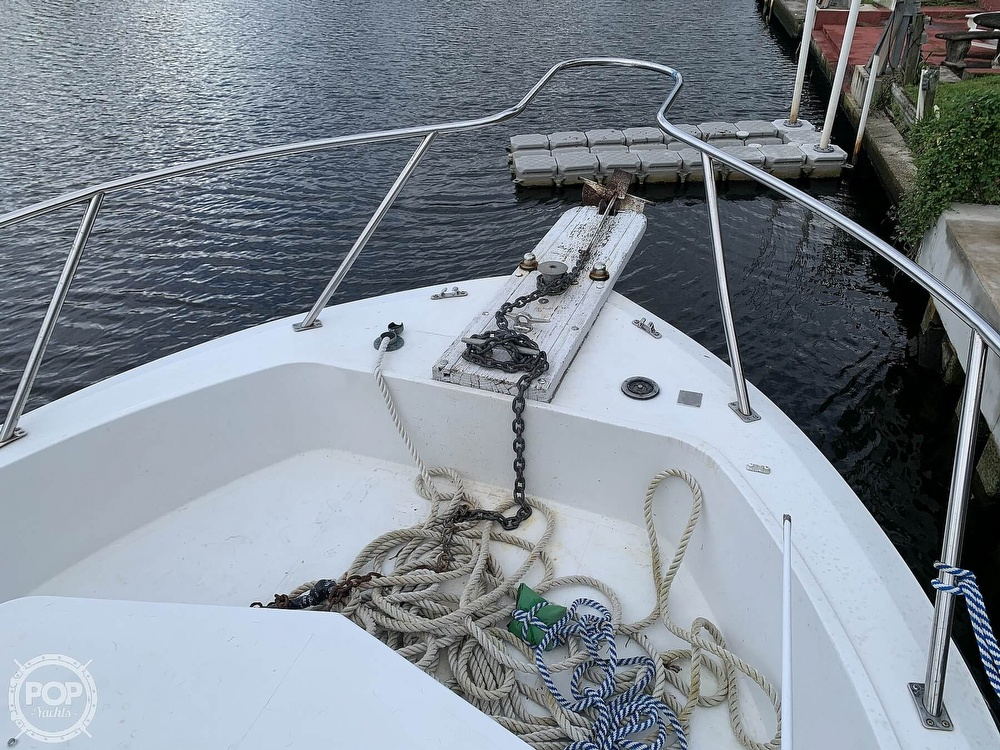 1983 Hydra-Sports boat for sale, model of the boat is 2500WA & Image # 5 of 40