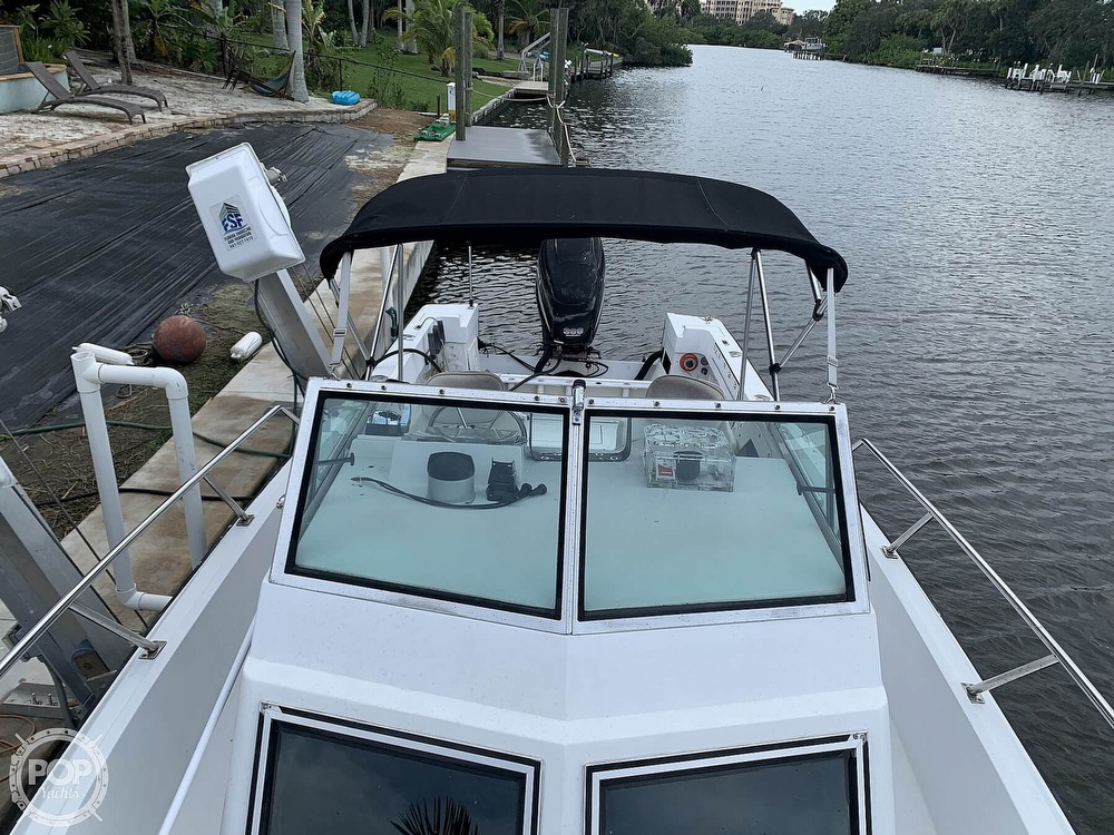 1983 Hydra-Sports boat for sale, model of the boat is 2500WA & Image # 4 of 40