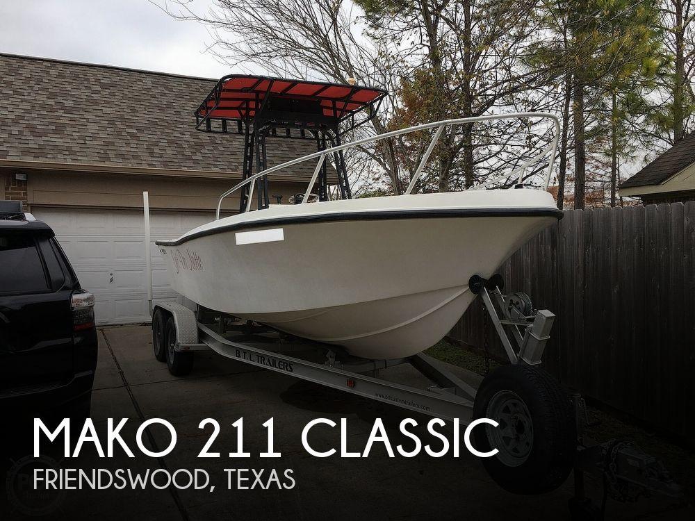 1991 MAKO 211 CLASSIC for sale
