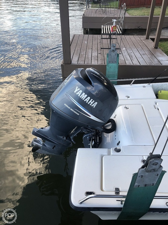 2005 Blue Wave boat for sale, model of the boat is Xtreme 220 Texas edition & Image # 2 of 6