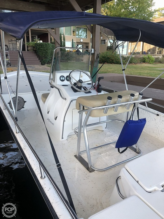 2005 Blue Wave boat for sale, model of the boat is Xtreme 220 Texas edition & Image # 3 of 6
