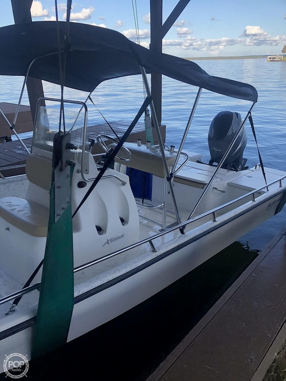 2005 Blue Wave boat for sale, model of the boat is Xtreme 220 Texas edition & Image # 5 of 6