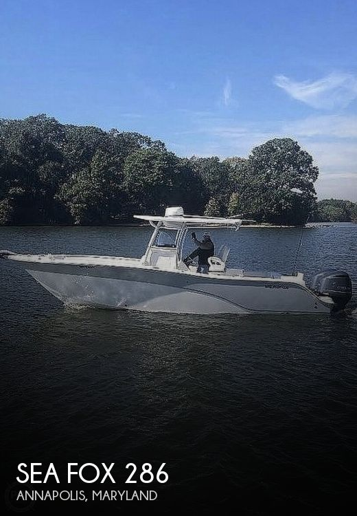 Used Sea Fox Boats For Sale by owner | 2014 Sea Fox 286 commander
