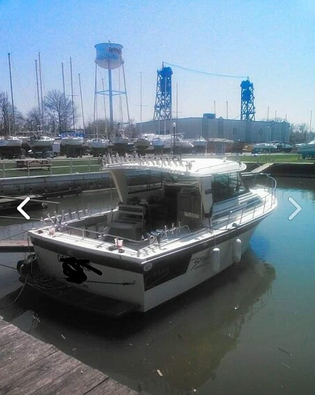 1988 Baha Cruisers boat for sale, model of the boat is 310 Sport Fisherman & Image # 11 of 40
