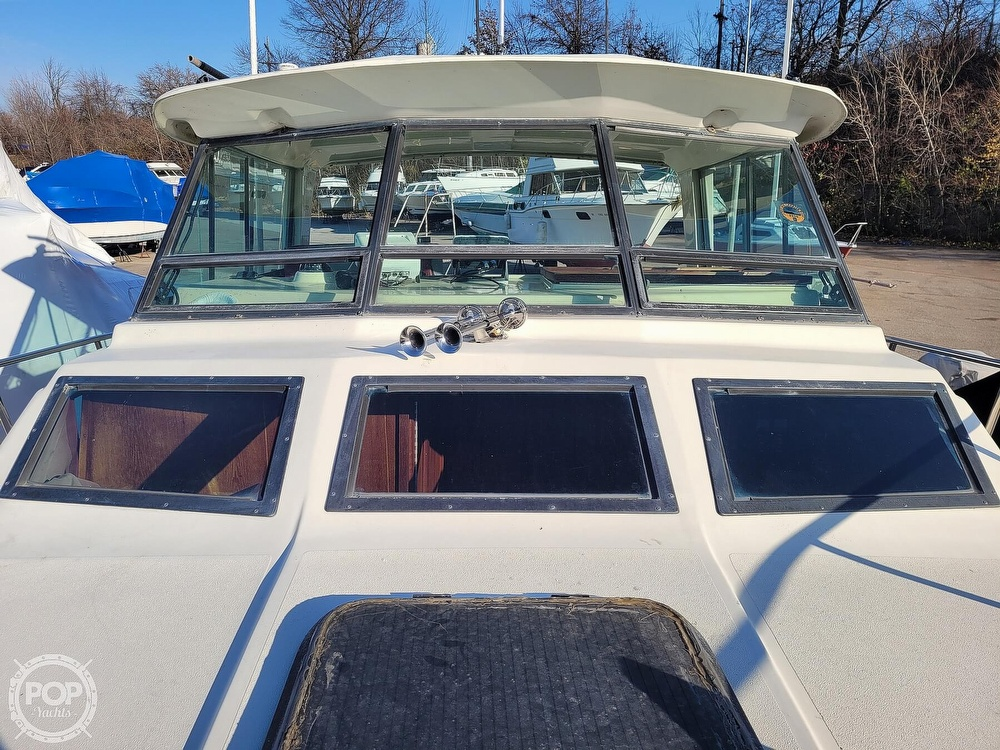 1988 Baha Cruisers boat for sale, model of the boat is 310 Sport Fisherman & Image # 3 of 40