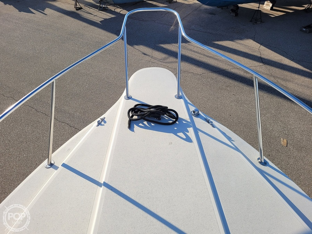 1988 Baha Cruisers boat for sale, model of the boat is 310 Sport Fisherman & Image # 20 of 40