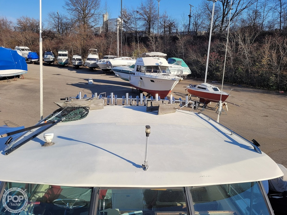 1988 Baha Cruisers boat for sale, model of the boat is 310 Sport Fisherman & Image # 18 of 40