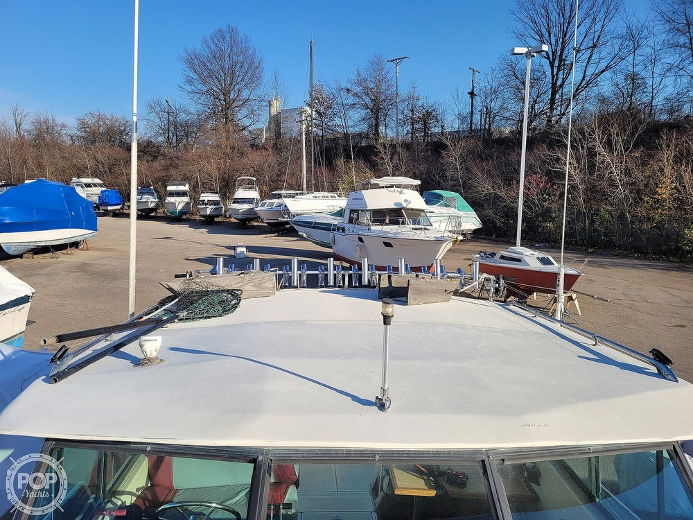 1988 Baha Cruisers boat for sale, model of the boat is 310 Sport Fisherman & Image # 19 of 40