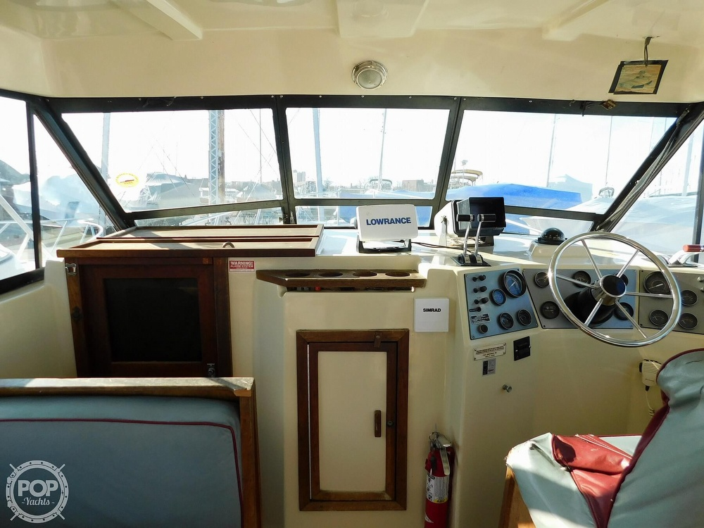 1988 Baha Cruisers boat for sale, model of the boat is 310 Sport Fisherman & Image # 5 of 40