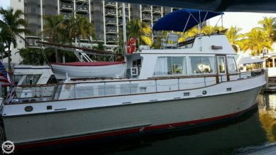 Grand Banks 42 Classic, 41', for sale - $87,800