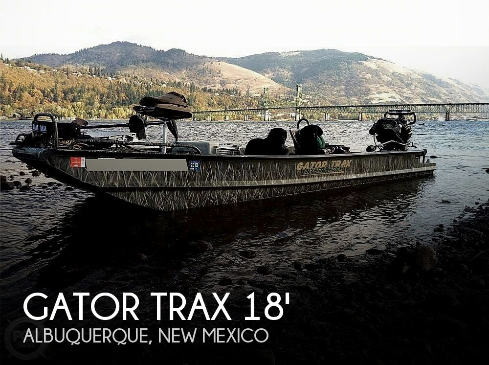 2010 Gator Trax boat for sale, model of the boat is Hyper Sport Duck Boat & Image # 1 of 2