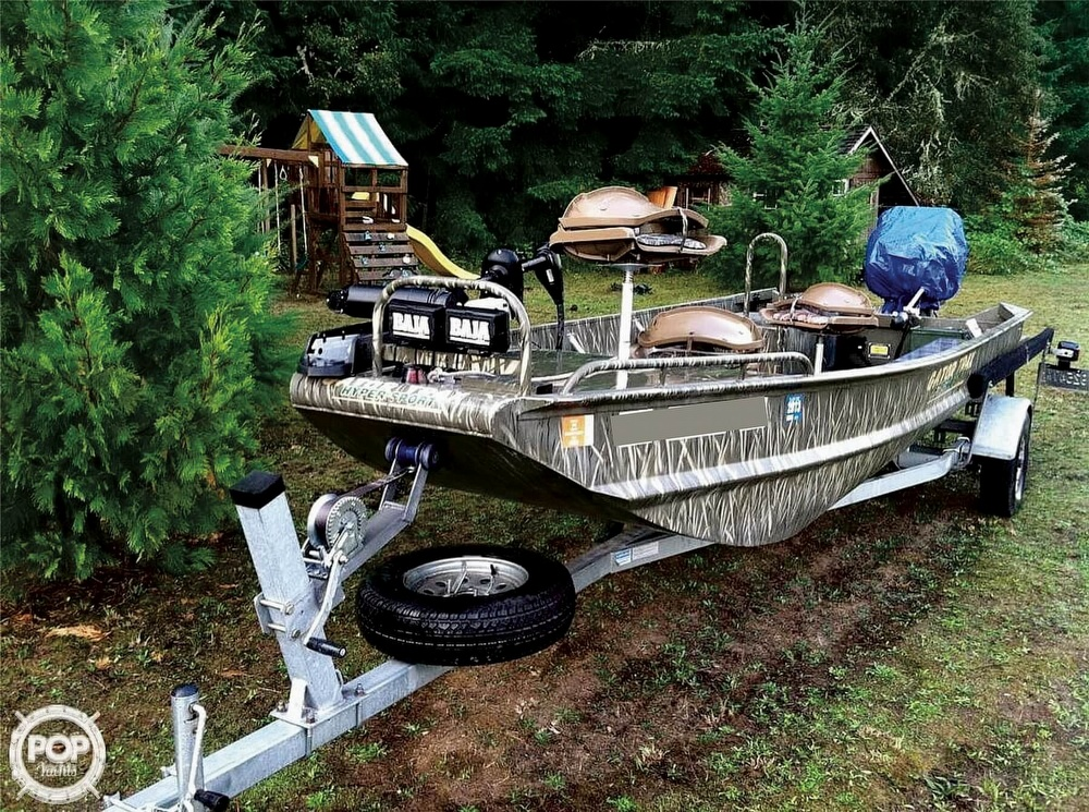 2010 Gator Trax boat for sale, model of the boat is Hyper Sport Duck Boat & Image # 2 of 2