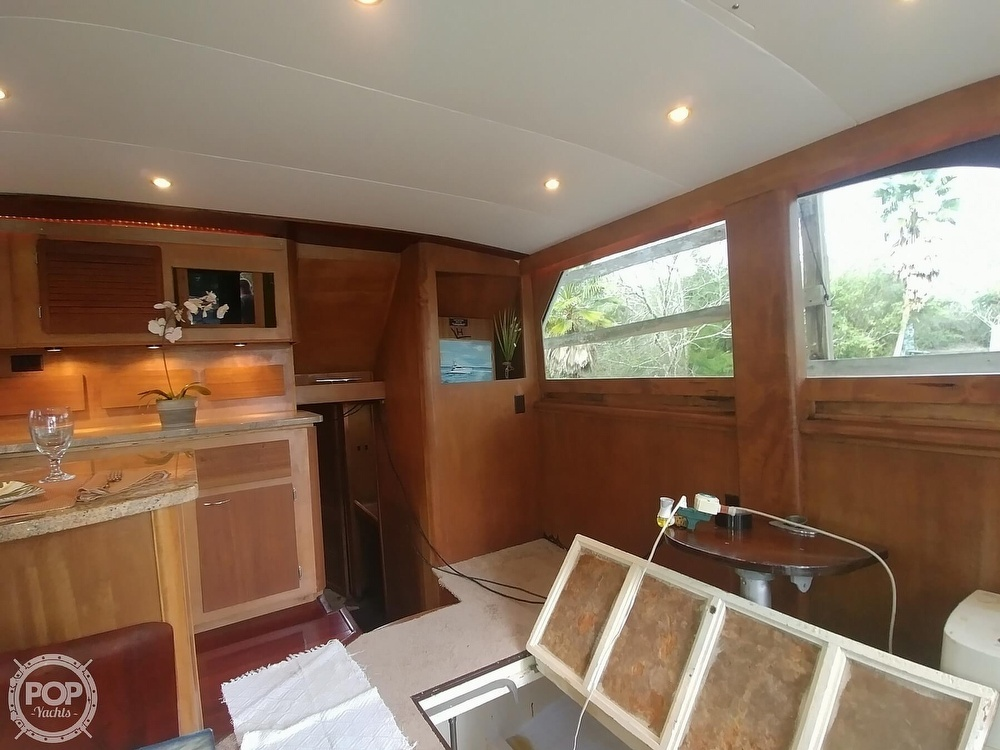 1965 Hatteras boat for sale, model of the boat is 41 Sport Fish & Image # 14 of 40