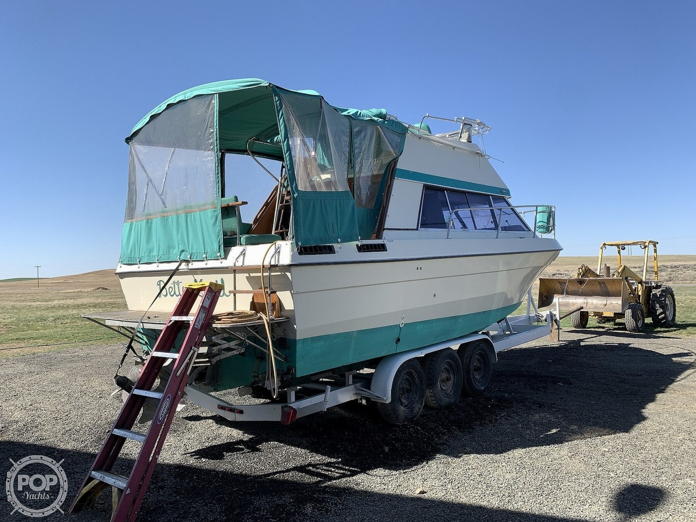 1977 Bayliner boat for sale, model of the boat is Bounty Series 2850 & Image # 23 of 40