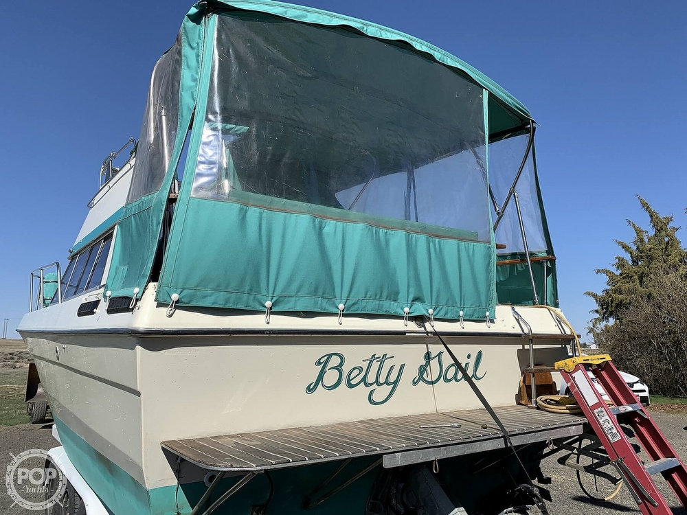 1977 Bayliner boat for sale, model of the boat is Bounty Series 2850 & Image # 34 of 40