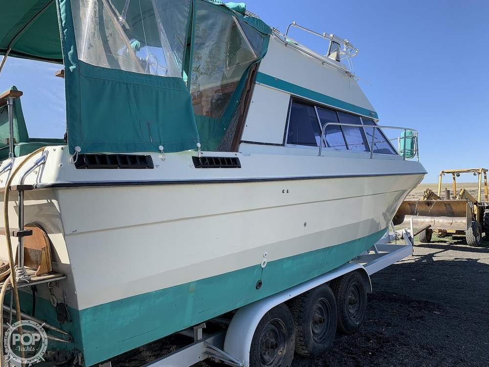 1977 Bayliner boat for sale, model of the boat is Bounty Series 2850 & Image # 37 of 40