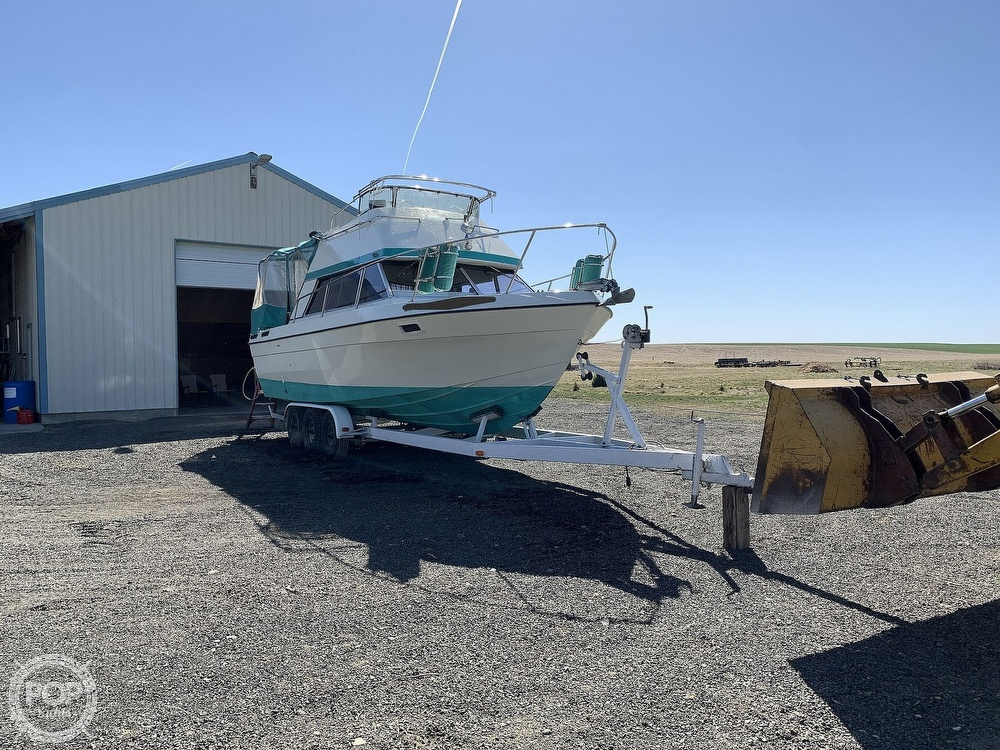1977 Bayliner boat for sale, model of the boat is Bounty Series 2850 & Image # 22 of 40