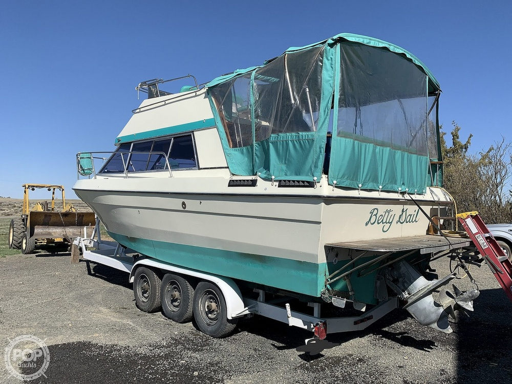 1977 Bayliner boat for sale, model of the boat is Bounty Series 2850 & Image # 2 of 40