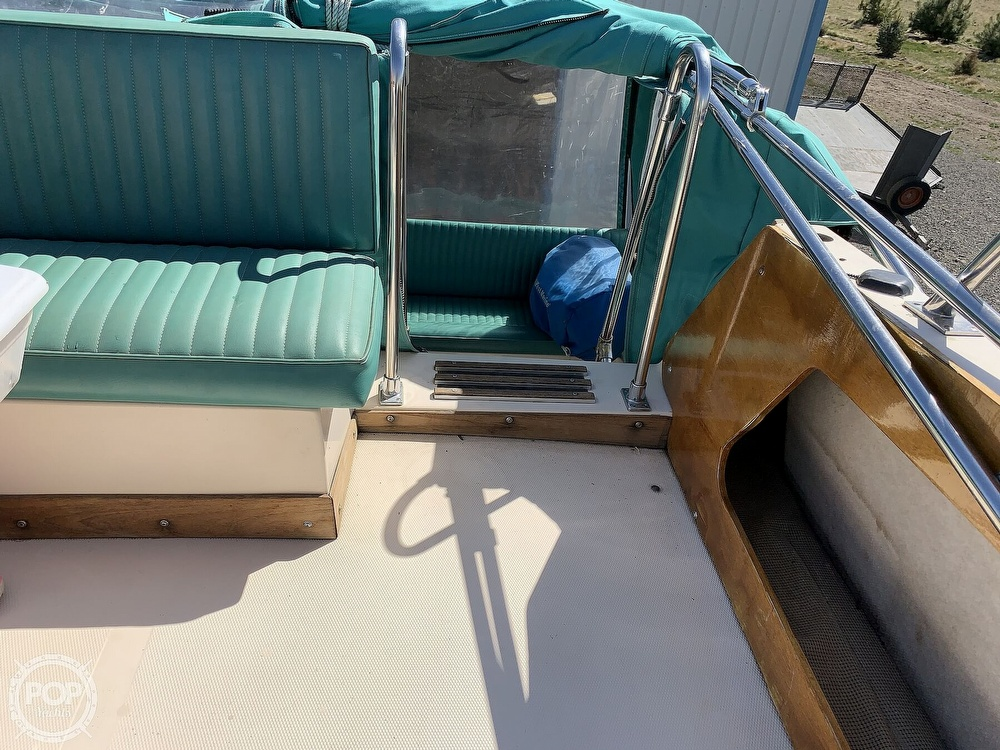 1977 Bayliner boat for sale, model of the boat is Bounty Series 2850 & Image # 7 of 40