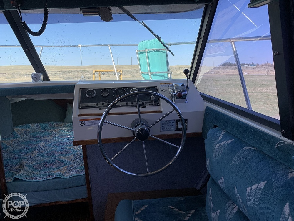 1977 Bayliner boat for sale, model of the boat is Bounty Series 2850 & Image # 21 of 40