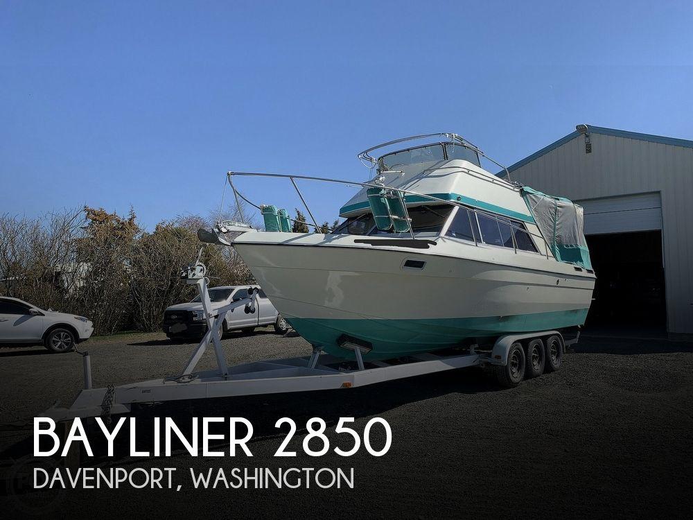 1977 BAYLINER BOUNTY SERIES 2850 for sale