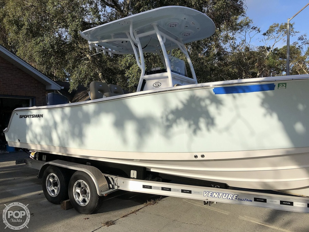 2019 Sportsman Boats boat for sale, model of the boat is Open 242 CC & Image # 2 of 40