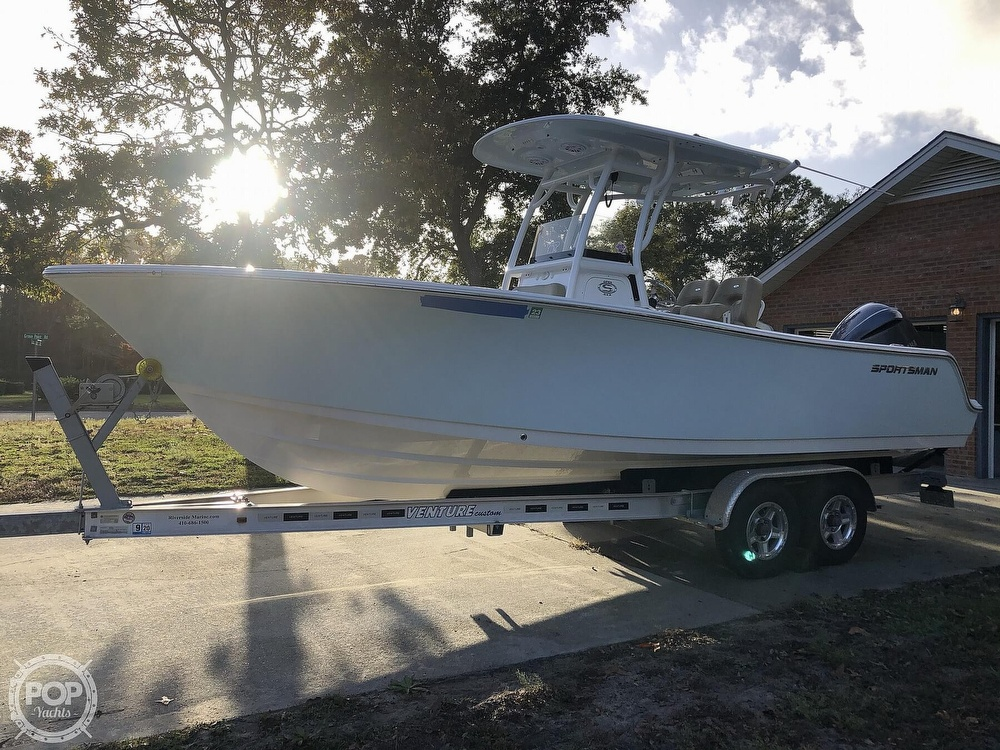 2019 Sportsman Boats boat for sale, model of the boat is Open 242 CC & Image # 4 of 40