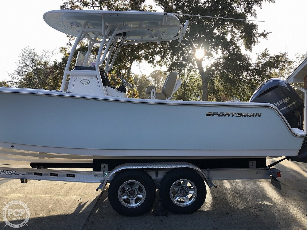 2019 Sportsman Boats boat for sale, model of the boat is Open 242 CC & Image # 6 of 40