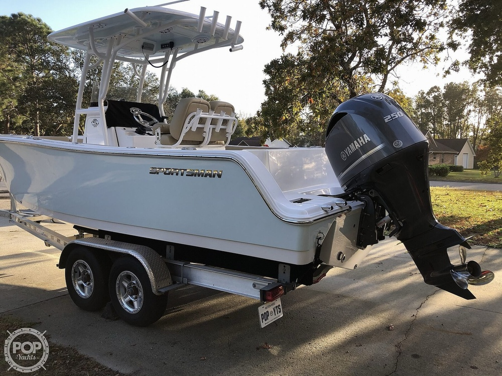 2019 Sportsman Boats boat for sale, model of the boat is Open 242 CC & Image # 7 of 40