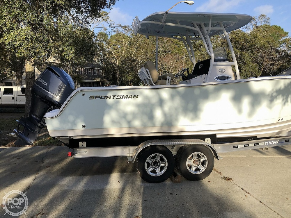 2019 Sportsman Boats boat for sale, model of the boat is Open 242 CC & Image # 9 of 40