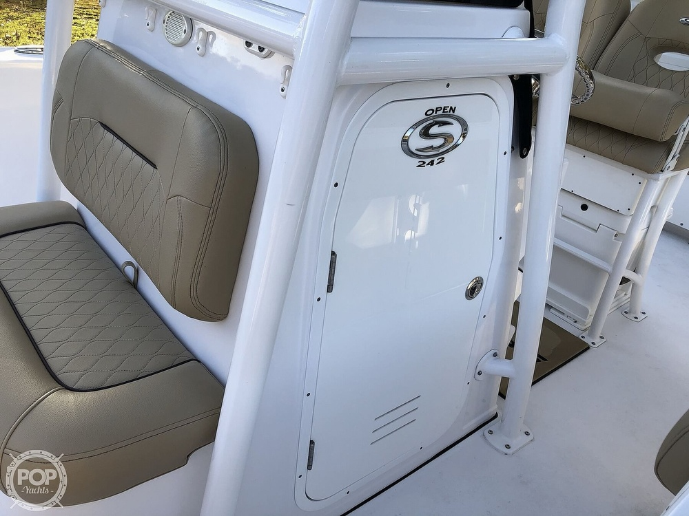 2019 Sportsman Boats boat for sale, model of the boat is Open 242 CC & Image # 33 of 40