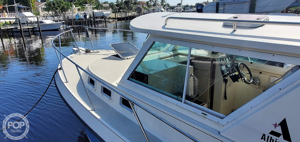 1996 Albin Yachts boat for sale, model of the boat is 28 TOURNAMENT EX/SF & Image # 23 of 40
