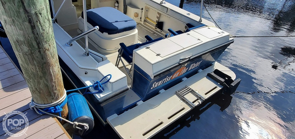 1996 Albin Yachts boat for sale, model of the boat is 28 TOURNAMENT EX/SF & Image # 29 of 40