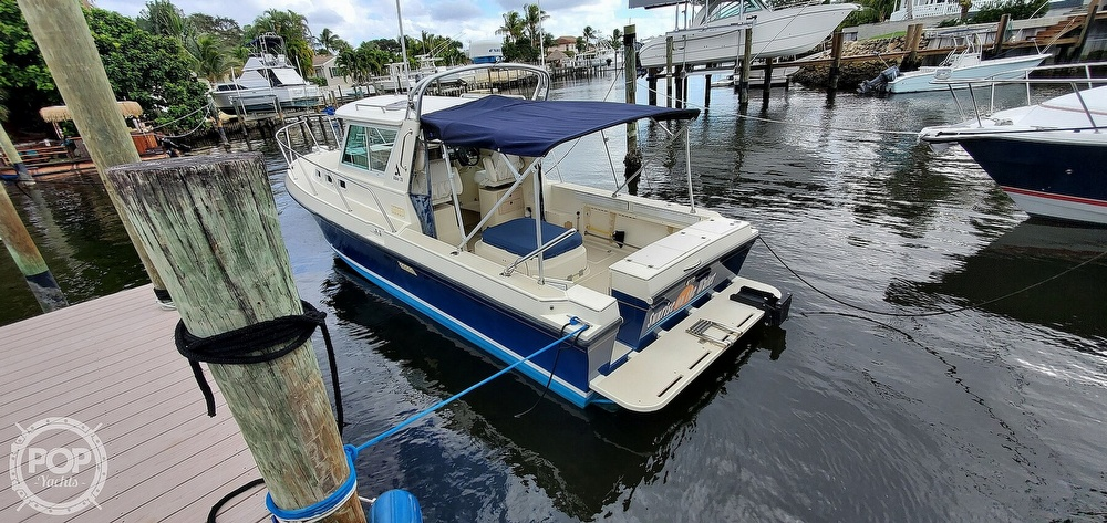 1996 Albin Yachts boat for sale, model of the boat is 28 TOURNAMENT EX/SF & Image # 10 of 40