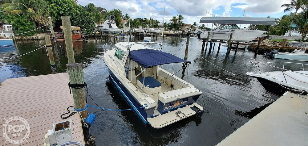 1996 Albin Yachts boat for sale, model of the boat is 28 TOURNAMENT EX/SF & Image # 12 of 40