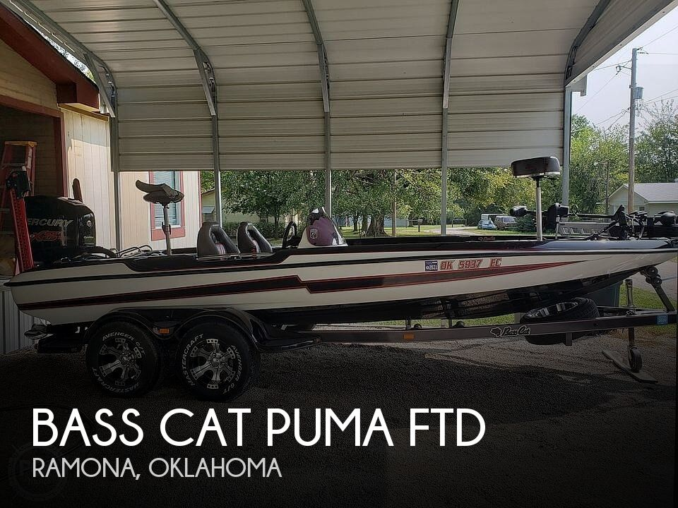 Used Boats For Sale in Tulsa, Oklahoma by owner | 2016 20 foot Bass Cat PUMA FTD