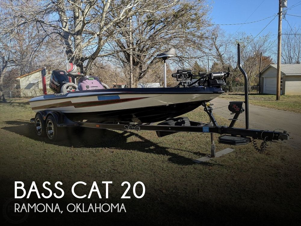2016 Bass Cat Boats boat for sale, model of the boat is 20 Puma FTD & Image # 1 of 40