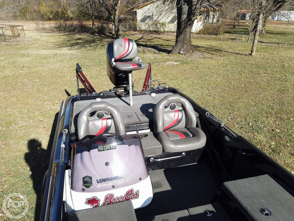 2016 Bass Cat Boats boat for sale, model of the boat is 20 Puma FTD & Image # 29 of 40