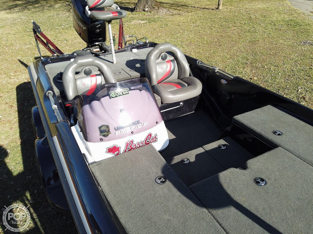 2016 Bass Cat Boats boat for sale, model of the boat is 20 Puma FTD & Image # 28 of 40